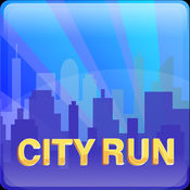 City Run 3d game